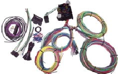 1975 super scout specialists, inc wiring harness
