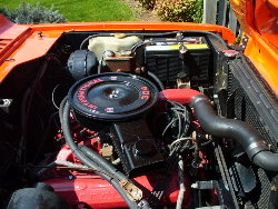 super scout specialists  inc custom ih engine air