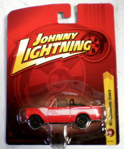 Johnny Lightning 1 64 Scale Diecast Scout Ii