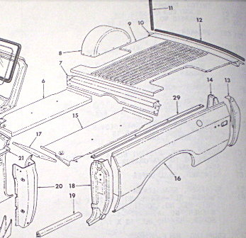 381 rear floor, scout ii international scout 2 wiring diagram at gsmx.co